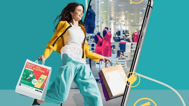 SM Malls Online mobile app