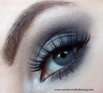 smoky makeup