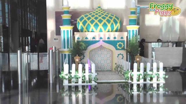 Dekorasi Ramadhan di Kantor
