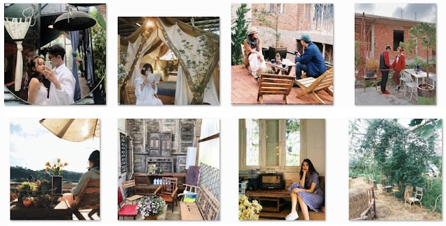 The 9 luxurious homestays in Da Lat has a price of 500,000 VND