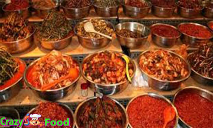 اكلات ومطابخ عالمية