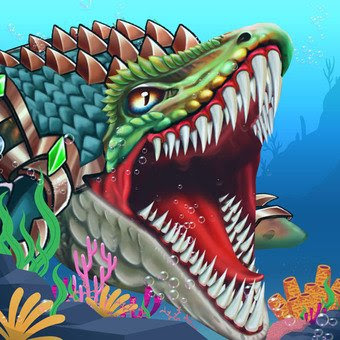 Sea Monster City (MOD, Unlimited Gold) APK Download