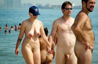 Idea naked famlies st day on the beach videos