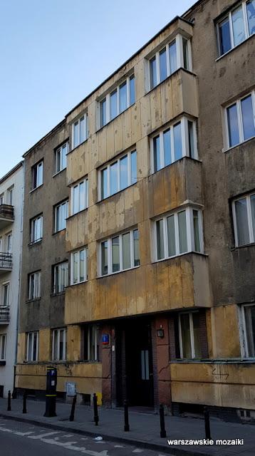 Warszawa Warsaw architektura architecture #kamienica Kamienice Ulice Warszawy powiśle