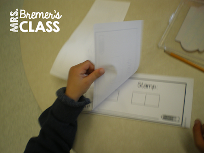 Read It Stamp It Write It- sight word practice books for ALL YEAR!