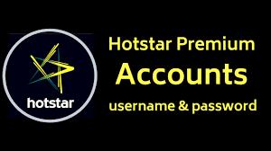 HOTSTAR APP PREMIUM ACCOUNTS | GIVE AWAY 2020 JUNE