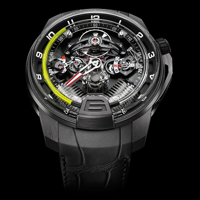 HYT H2 Watch