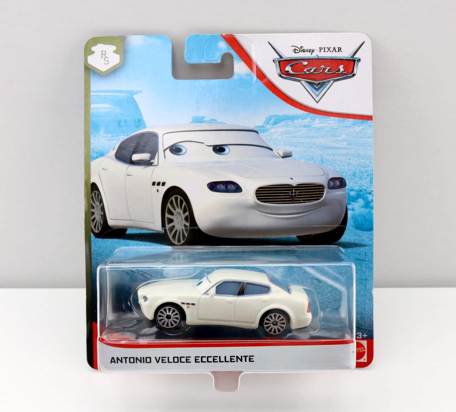 Cars Antonio Veloce Eccellente diecast