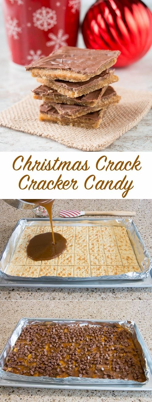 Best Ever Christmas Crack
