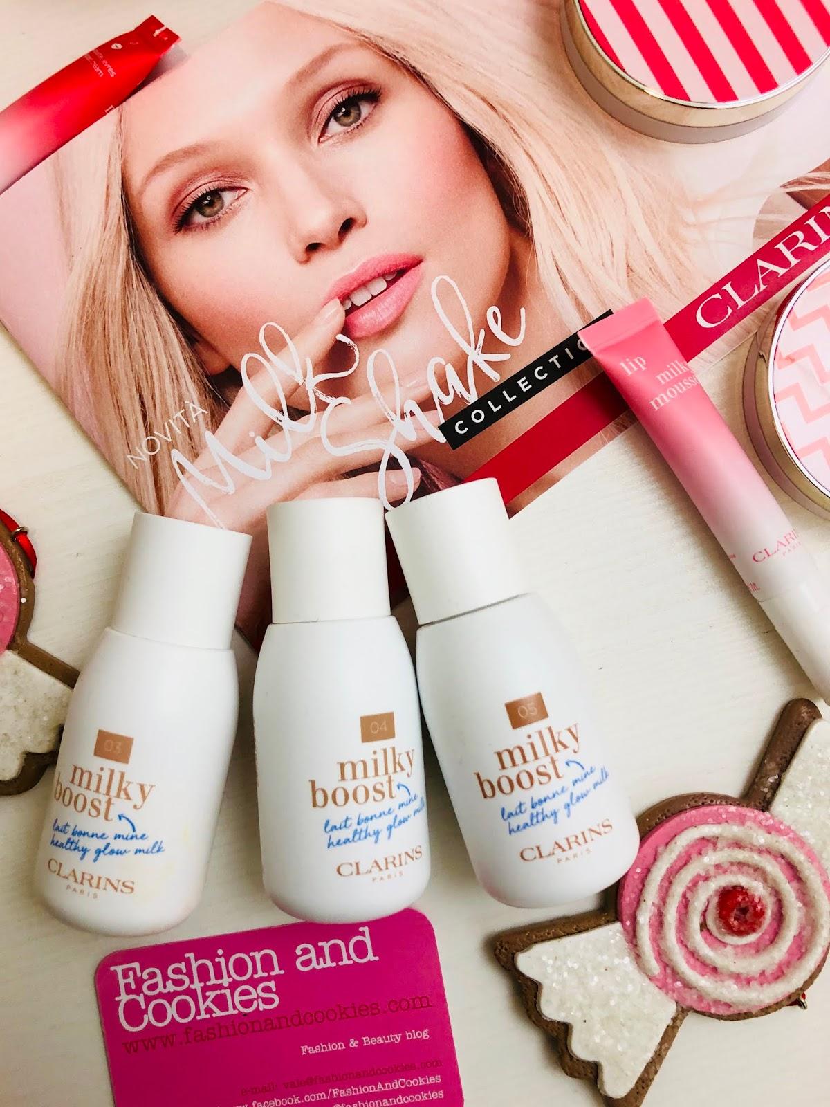 Collezione Clarins makeup MilkShake per la Primavera 2020: perché sceglierla