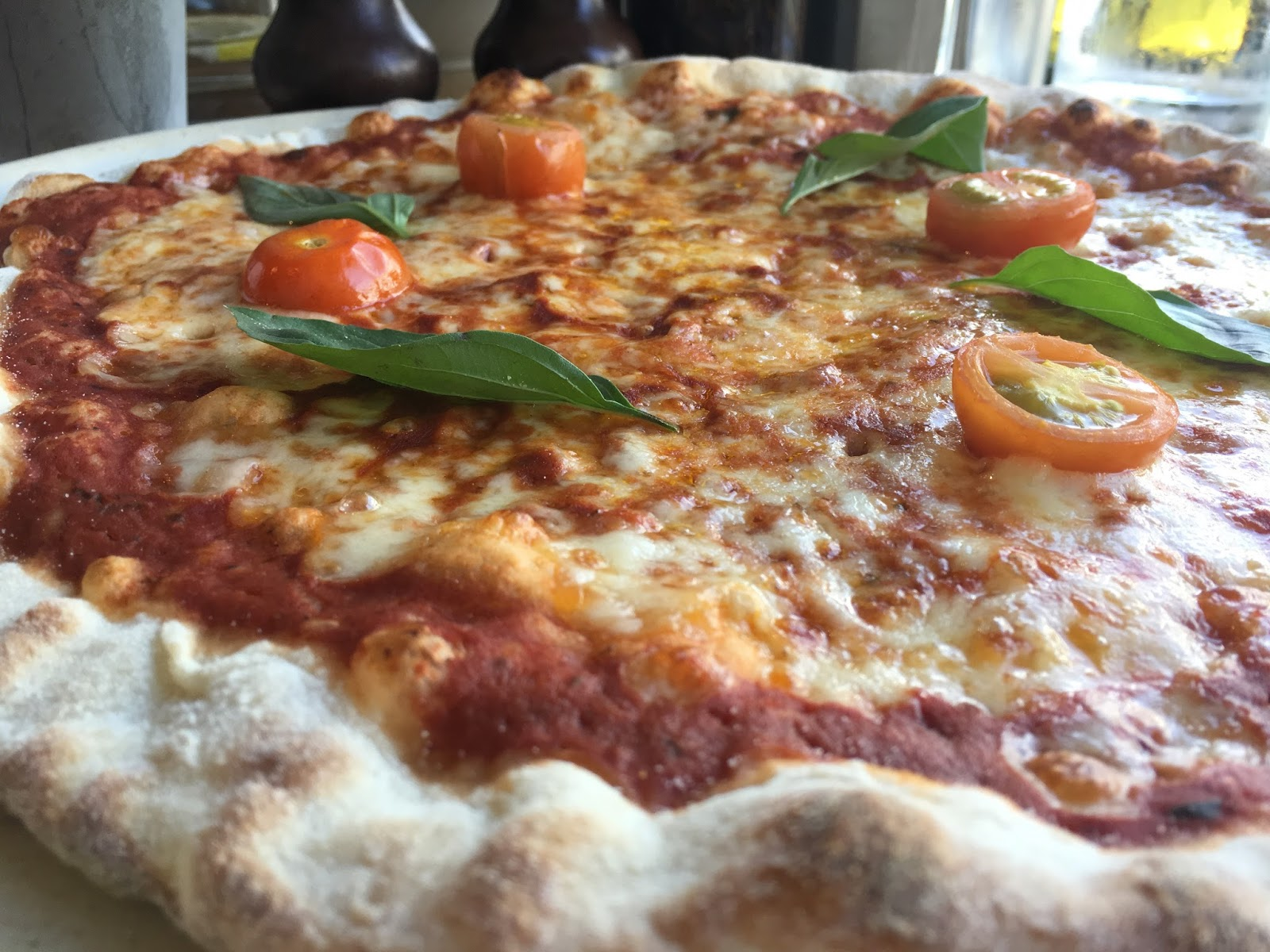 Pizza at Wildwood \ Stratford Upon Avon \ Travel \ Priceless Life of Mine \ Over 40 lifestyle blog