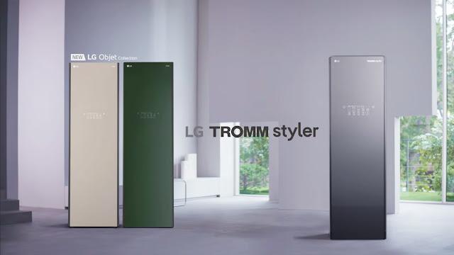 LG STYLER S5PMC - LOẠI BỎ 99% BỤI MỊN