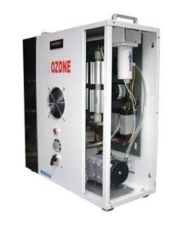 Một sản phẩm máy ozone công nghiệp