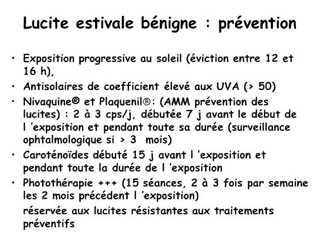 Lucite-estivale-bénigne-prévention