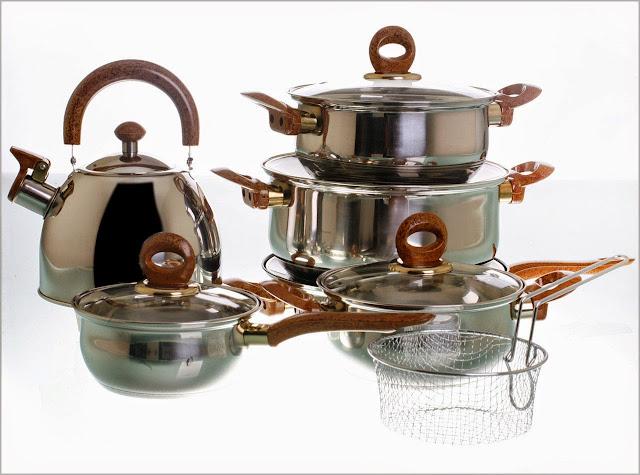 Tips Memilih Peralatan Dapur Berdasarkan Harganya