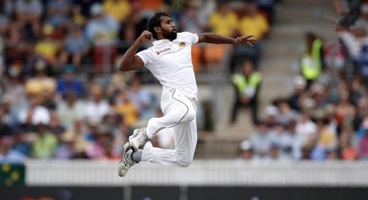 Lakshan Sandakan, Chamika Karunaratne added to Sri Lanka's Test squad against Bangladesh