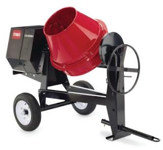 The Toro Company Toro Concrete Mixers in Concrete Mixers - Takeko81
