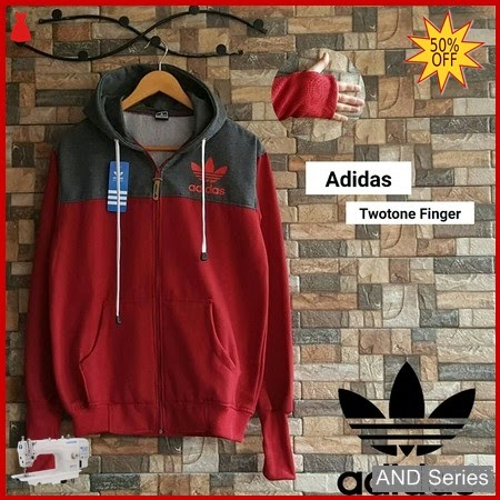 AND176 Jaket Pria Adidas Twotone Finger BMGShop