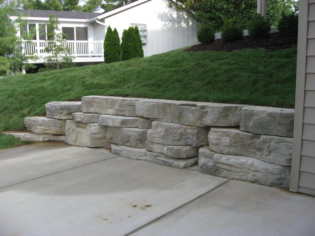Midwest Hardscape Rosetta Hardscapes Outcroppings And Steps