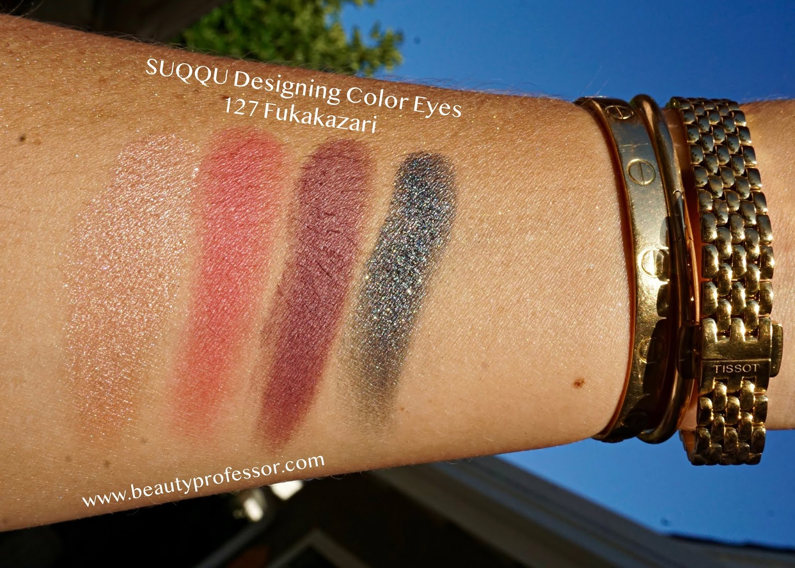 suqqu holiday collection 2019 swatches