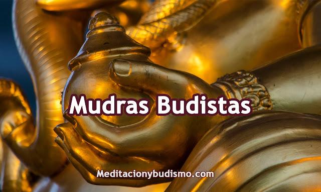 Mudras Budistas