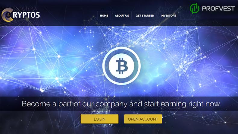 Cryptos обзор и отзывы вклад 600$