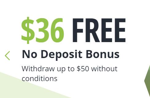 Nomads FX $36 Forex No Deposit Bonus