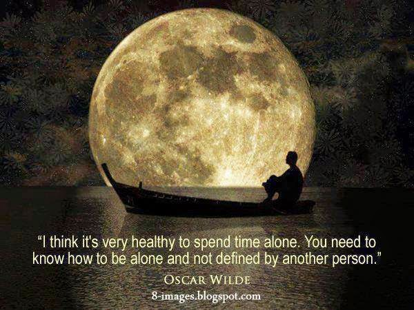 healthy, spend, time, alone, another, person,