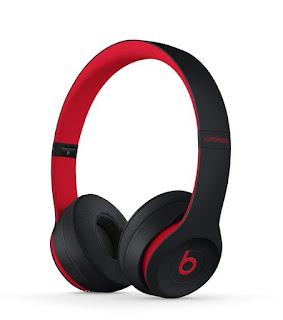 Source: Beats. The Beats Solo3 wireless headphones.