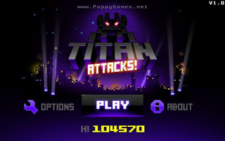 Titan Attacks! Apk v1.02 Mod (Ads-Free)