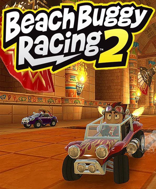 تحميل لعبة Beach Buggy Racing 2 MOD للأندرويد