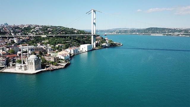 İstanbul Boğazı Tekne Turu