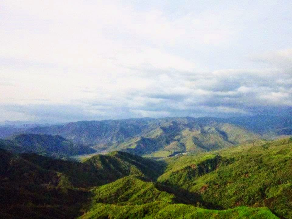 Mt.Semilya-surrounding view