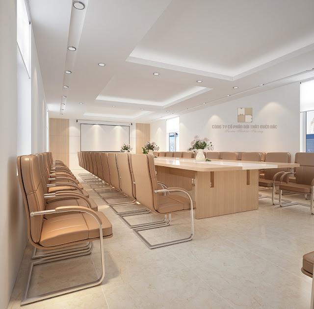Nâng cao đẳng cấp với các ý kiến tư vấn thiết kế phòng họp đầy hữu ích - H2