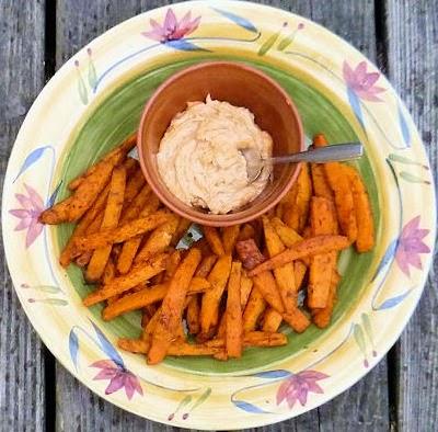 Blackened Sweet Potato Fries