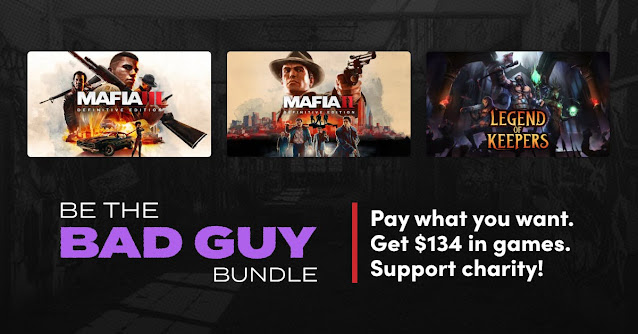 Humble Be the Bad Guy Bundle - 13美金6款遊戲