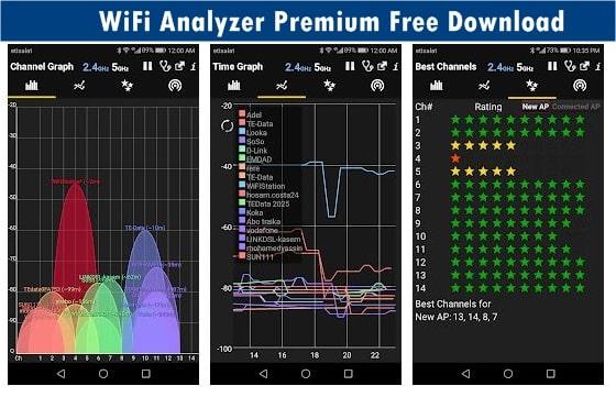 descargar xirrus wifi inspector version 1.2.0 gratis