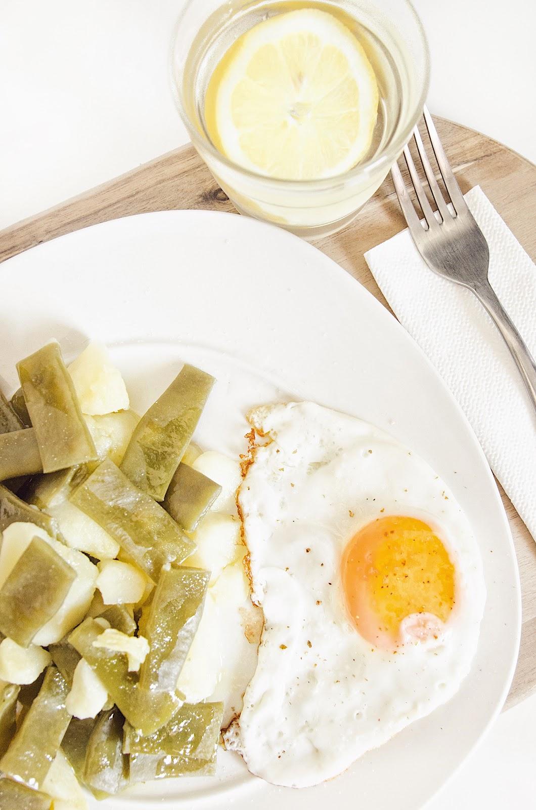 menú healthy con 7 cenas