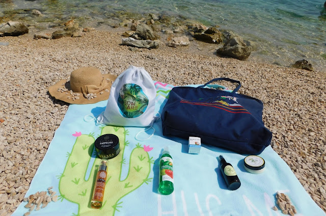 beach, bag, torba za plazu, summer, ljeto, travel