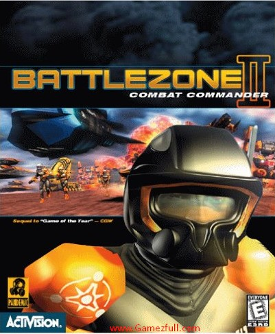 Battlezone II Combat Commander PC Full