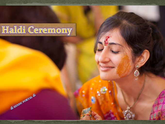 Significance of Haldi (Turmeric) Ceremony