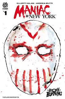 AfterShock nos da un primer vistazo de Maniac of New York: The Bronx is Burning #1