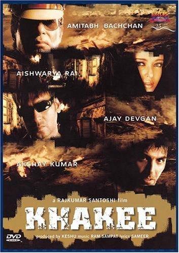 Poster Of Khakee 2004 720p Hindi HDRip Full Movie Download