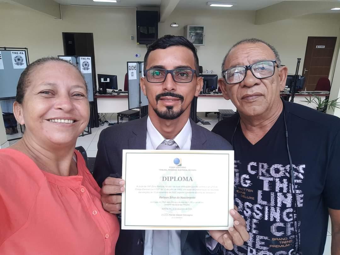 Vereador do PSB foi eleito em Belterra com gasto e receita zero na campanha