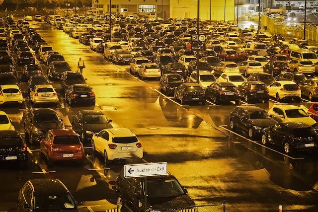 10 super motivos para deixar seu carro estacionado no aeroporto