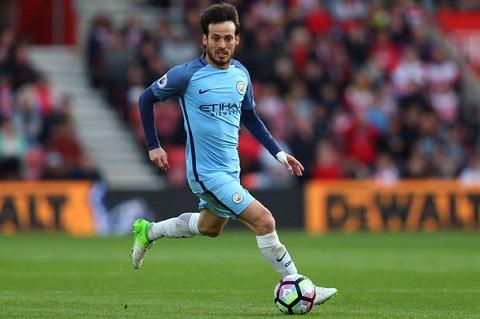 Đội trưởng Man City- David Silva