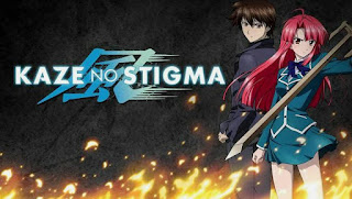 kaze no stigma, top 10 anime where the main character is underestimated