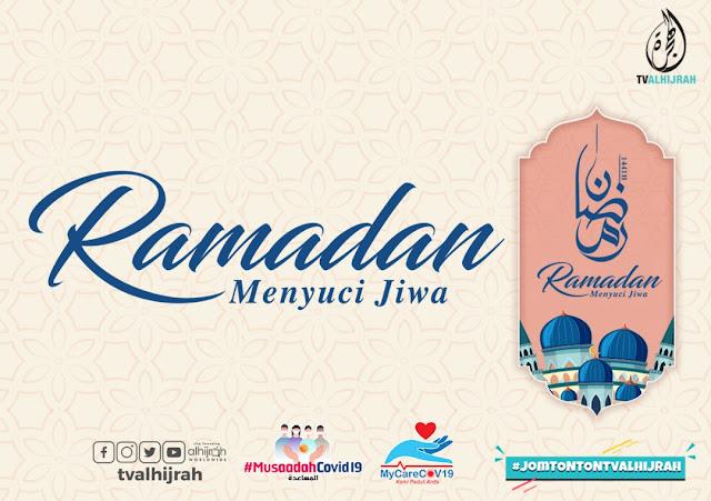 Rancangan Ramadan TV Alhijrah