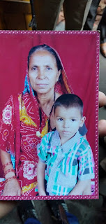 Grand Mother And Grand Son Killed Pratapgarh Uttar Pradesh
