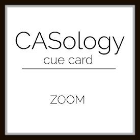 CASology challenge ZOOM